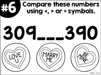Math Movers: Valentine's Day Edition