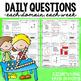 Math Moves: 2nd Grade Math Spiral Review