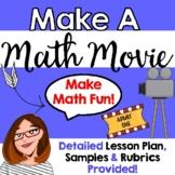 Create a Math Movie
