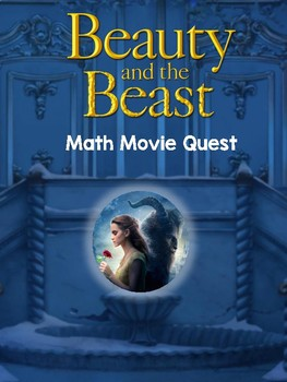 Math Movie Quest- Beauty & The Beast