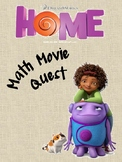 Math Movie Quest: Home
