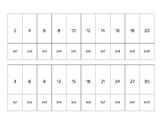Math Multiples 2-13