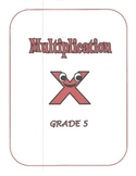 Math - Multiplication (5th grade)