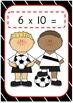 Math Multiplication Flashcards