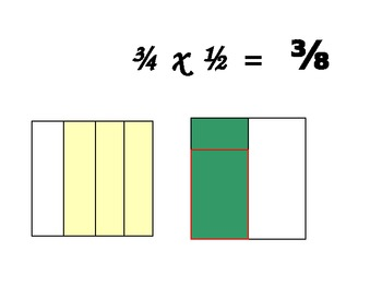 Math Multiplying and Dividing Fractions
