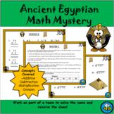 Ancient Egyptian Math Murder Mystery