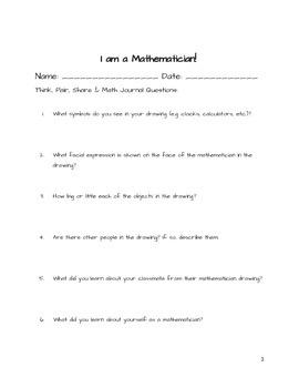 Math Musings: I am a Mathematician!