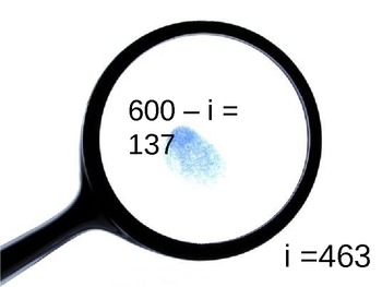 Math Mysteries: A Missing Addend Mystery
