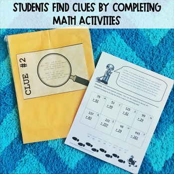 Math Mysteries: Addition and Subtraction with Regrouping