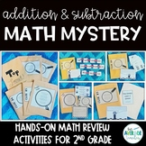 Addition and Subtraction with Regrouping Activities - Math