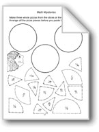 Math Mysteries: Fractions