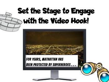 5th Grade Math Mystery Holiday Bundle - CSI Math