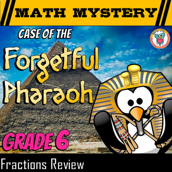 Fractions Review Activity: Reciprocals, Divide, Multiply,