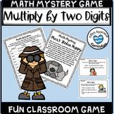 Math Games Printable 5th Grade Centers Math Mystery
