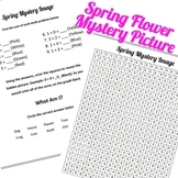 Spring Math Mystery Image