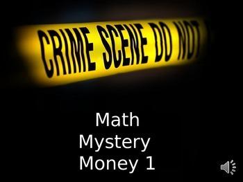 Math Mystery Money 1
