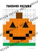 Halloween Math Mystery Pictures {120 Chart} *DIFFERENTIATED*