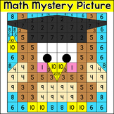 End of the Year Math Addition, Subtraction, Multiplication, Division - Graduate