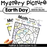 Math Mystery Pictures- Earth Day Edition