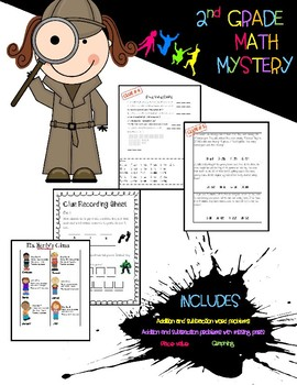 Math Mystery Review