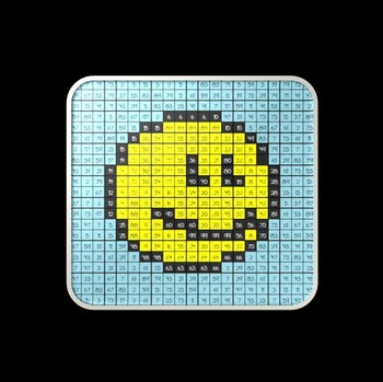Math Mystery Picture Emoji BUNDLE Addition Subtraction Multiplication Division