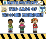 Math Mystery The Case of the Christmas Cookies Grade 2