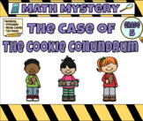 Math Mystery The Case of the Christmas Cookies (Grade 5)