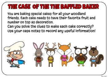 Math Mystery The Case of the Mystery Valentine (Grade 3)