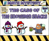 Math Mystery The Case of the Pizza Thief (Grade 4)