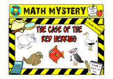 Math Mystery The Case of the Red Herring (Grade 3)