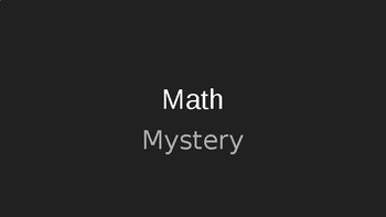 Math Mystery- The case of the broken iPad! (Equivalent Fractions)