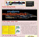 Math Newsletter for parents