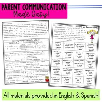 Math Newsletters & Games 4th Grade Module 7 Engage New York/ Eureka Math