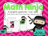Math Ninja (Math Facts)