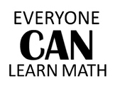Math Norms Posters PDF