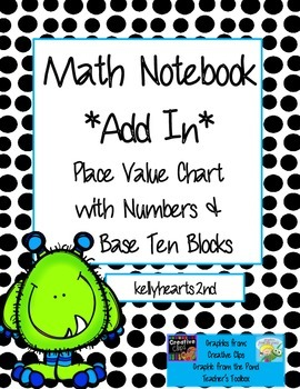 Math Notebook Add In Place Value