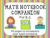 Calendar Companion (K-2 printables to accompany your calen