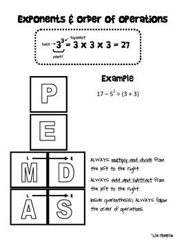 Math Notebook - PEMDAS (2)