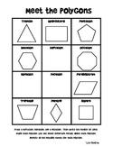 Math Notebook - Polygons