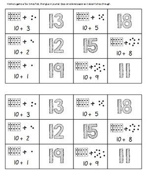 Math Notebooks: Place Value Bundle