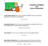 Math Notes/Handouts