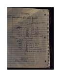 Math Notes Long Division and Interpreting the Remainder TEKS 5.3C
