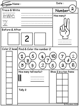 Math : Number & Addition
