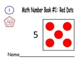 Math Number Book #1