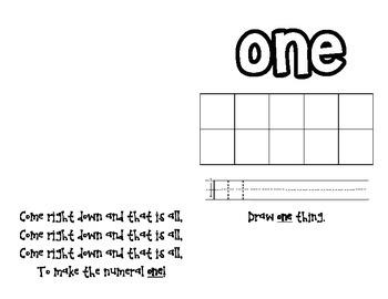 Math Number Books