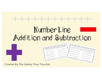 Math Number Line Practice