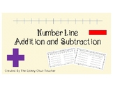 Math Number Line Practice