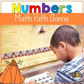 Math Number Operations 1-10 Common Core Pumpkin Theme