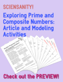 Math Number Properties: Prime and Composite Numbers - Arti