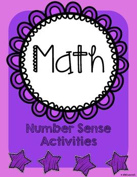 Math Number Sense Activities